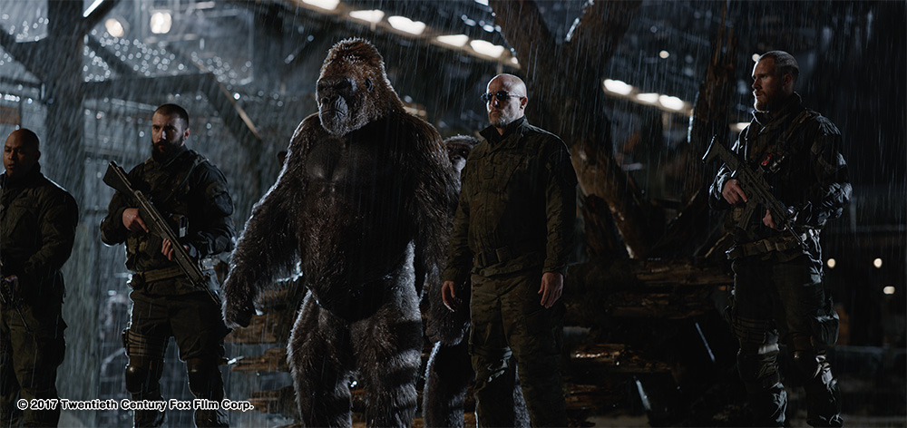 หนัง War for the Planet of the Apes : มหาสงครามพิภพวานร