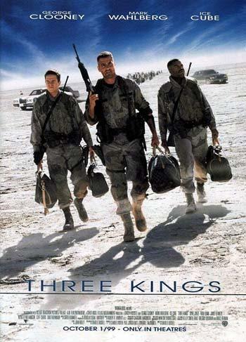 Three Kings (2000) ฉกขุมทรัพย์มหาภัยขุมทอง