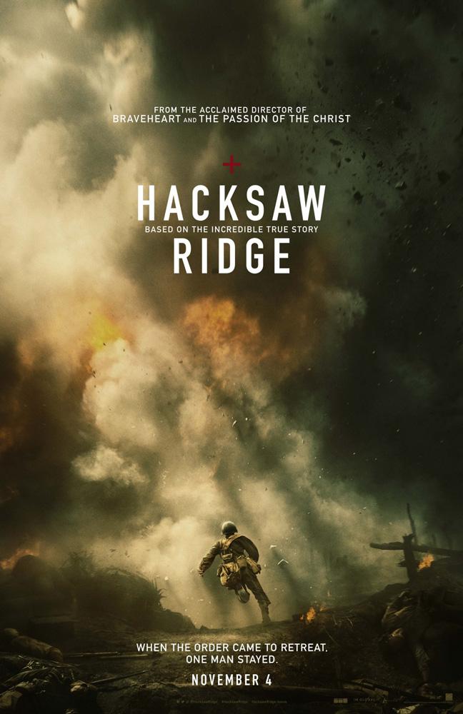 หนังสงคราม Hacksaw Ridge (2017) วีรบุรุษสมรภูมิปาฏิหาริย์