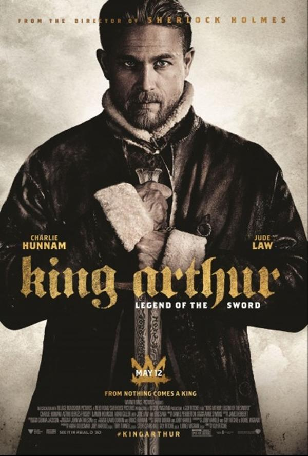 หนังสงคราม King Arthur: Legend of the Sword / คิง อาร์เธอร์ ตำนานแห่งดาบราชันย์