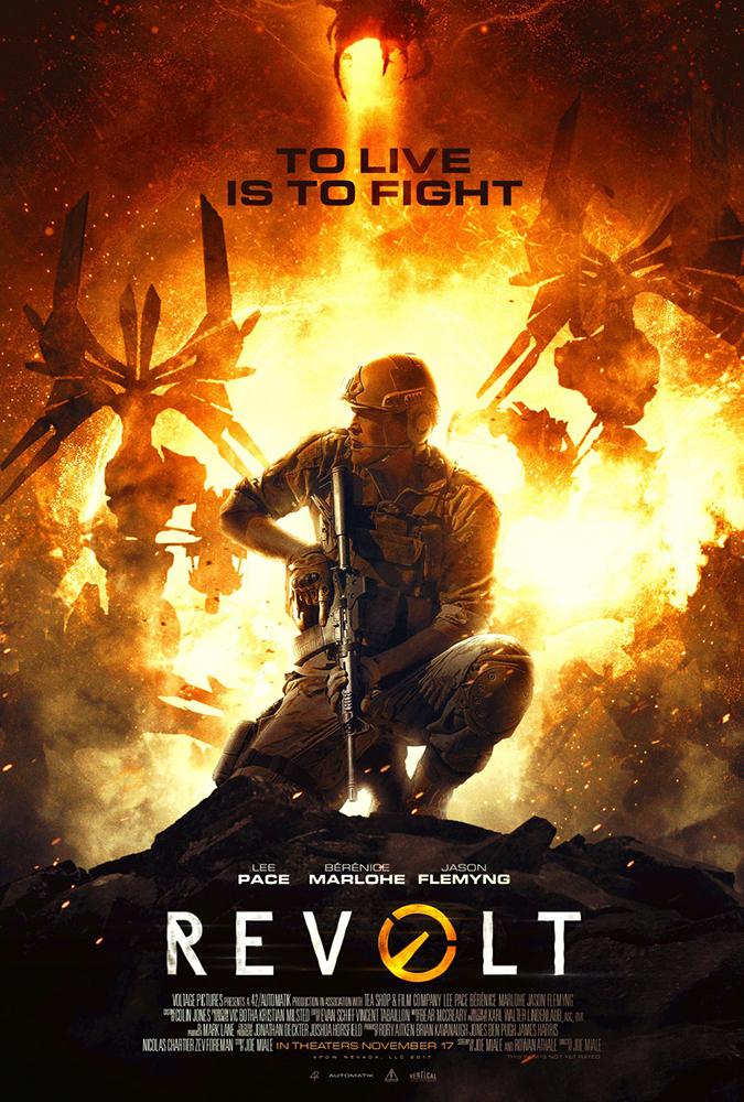 หนัง Revolt สงครามจักรกลเอเลี่ยนพิฆาต