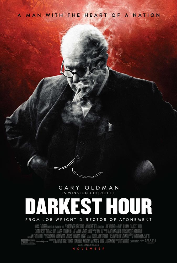 Darkest Hour ชั่วโมงพลิกโลก