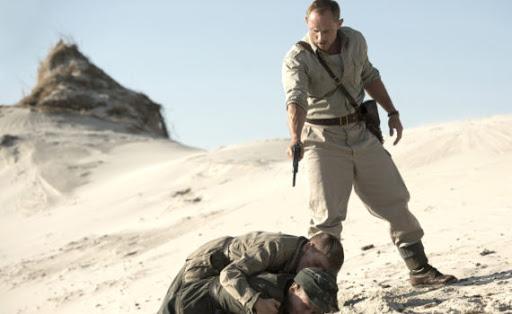 Mine ฝ่านรกแดนทะเลทราย